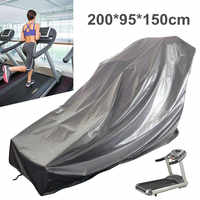 Durable Treadmill Cover Shelter Running Jogging Machine Dustproof Waterproof Protection Bag Oxford Cloth Treadmill Dust Cover