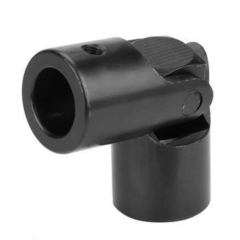 20*32*85mm sprzęgło wału sprzęgła złącza złącze do silnika DIY kierownicy przegub uniwersalny metalu w kształcie litery U wał połączeniowy montażu akcesoria części do drukarek tanie i dobre opinie WALFRONT NONE CN (pochodzenie) Universal Joint Krzyż Shaft Coupler Motor Connector Universal Coupling Shaft Joint High Quality and Brand New