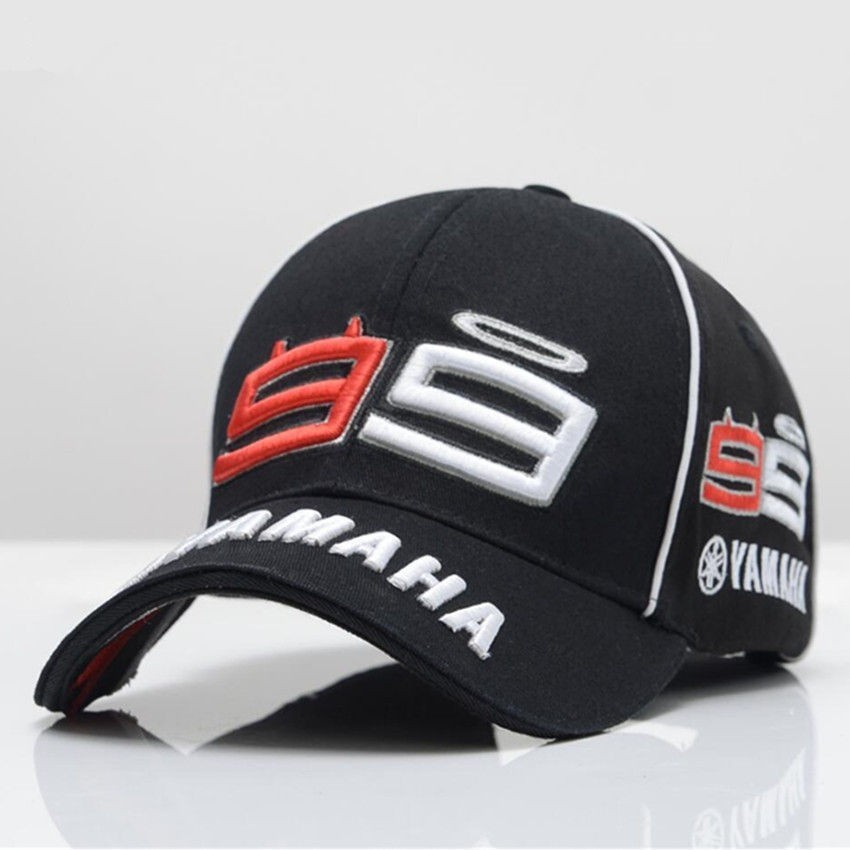 The New Moto Gp F1 2019 Jorge Lorenzo 99 Man Embroidered Yamaha Motorcycle Racing Sport Men's   Baseball     Cap   Hat Snapback Hats