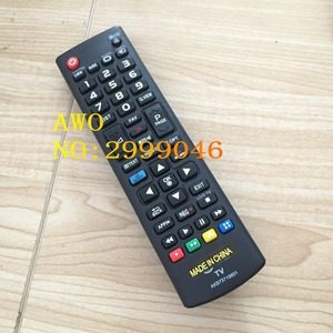 Image 1 - Free shipping REPLACEMENT NEW TV remote control fit  For LG AKB73715601 AKB73975728 AKB73715603 433mhz LED LCD TV REMOTE