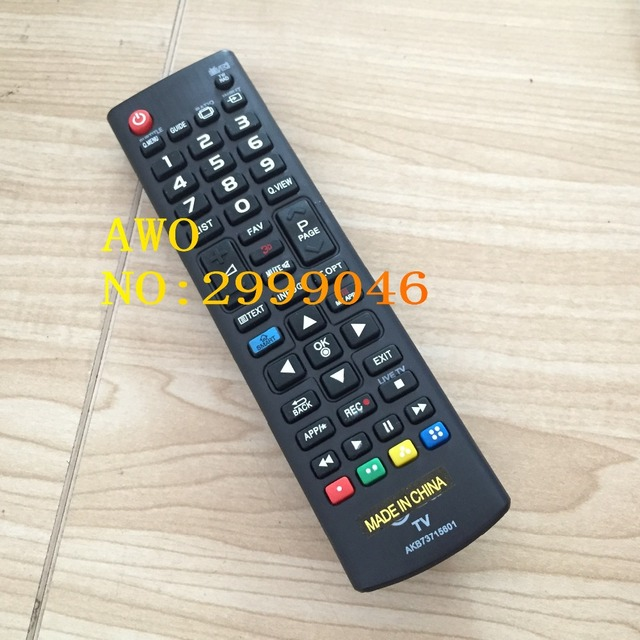Free shipping REPLACEMENT NEW TV remote control fit  For LG AKB73715601 AKB73975728 AKB73715603 433mhz LED LCD TV REMOTE
