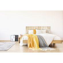 Cabeceros Relax&Wood, Cabecero vertical recto flandes - 80x60cm - 200x80cm, madera, decoracion, hecho a mano