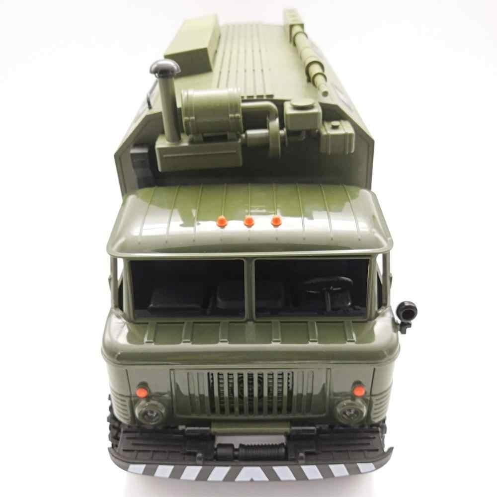 Hoge Kwaliteit WPL B24 ZH GASS 66 1/16 2.4G 4WD Rc Auto Militaire Vrachtwagen Rock Crawler RTR Speelgoed Voor kinderen Speelgoed Kinderen Gift