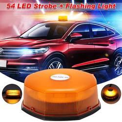 Universal Beacon Light LED กระพริบไฟเตือนรถบรรทุกไฟฉุกเฉิน Strobe ไฟด้านบนไฟเตือนโคมไฟ