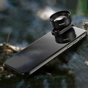 Image 3 - 10x スーパーカメラ電話レンズ 100 ミリメートルマクロレンズすべてのスマートフォン携帯電話 hd 光来たレンズ