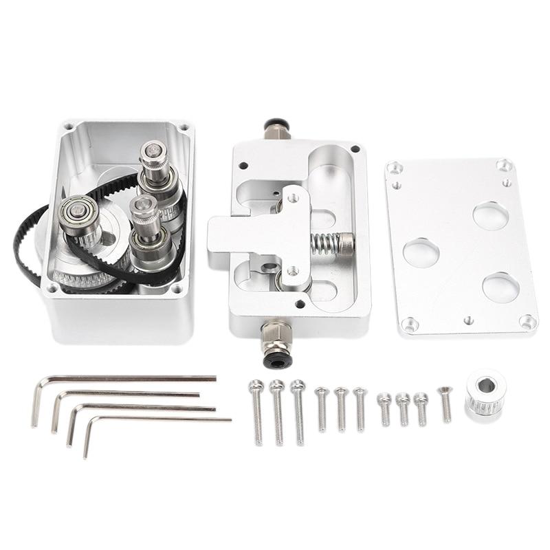HOT-3D Ultimaker2 + Printer Parts All Metal Bowden Twin Wheel Deceleration 1.75MmHOT-3D Ultimaker2 + Printer Parts All Metal Bowden Twin Wheel Deceleration 1.75Mm