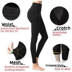 Image 1 - Chân Váy Tạo Hình 3D Cắt Hông Nâng Béo Quần Legging Nữ Điều Áp Thun Mềm Mại Nữ Quần Co Giãn Tập Toàn Thân Mỏng