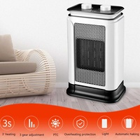 2000W Portable Electric Heater Fan 3 Gear Room Heater For Bedroom Office Home Heating Stove Radiator Winter Warmer Machine