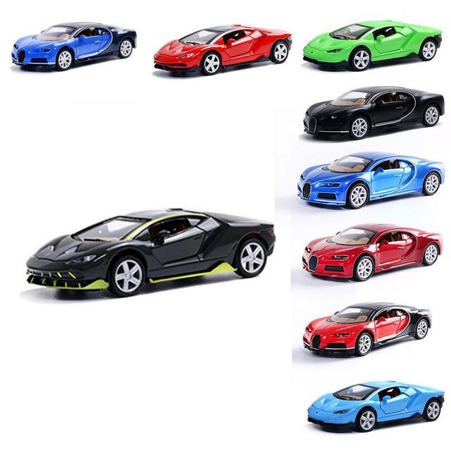 2019 New Car Toy Model For Lp770 For Lamborghini For Bugatti Alloy