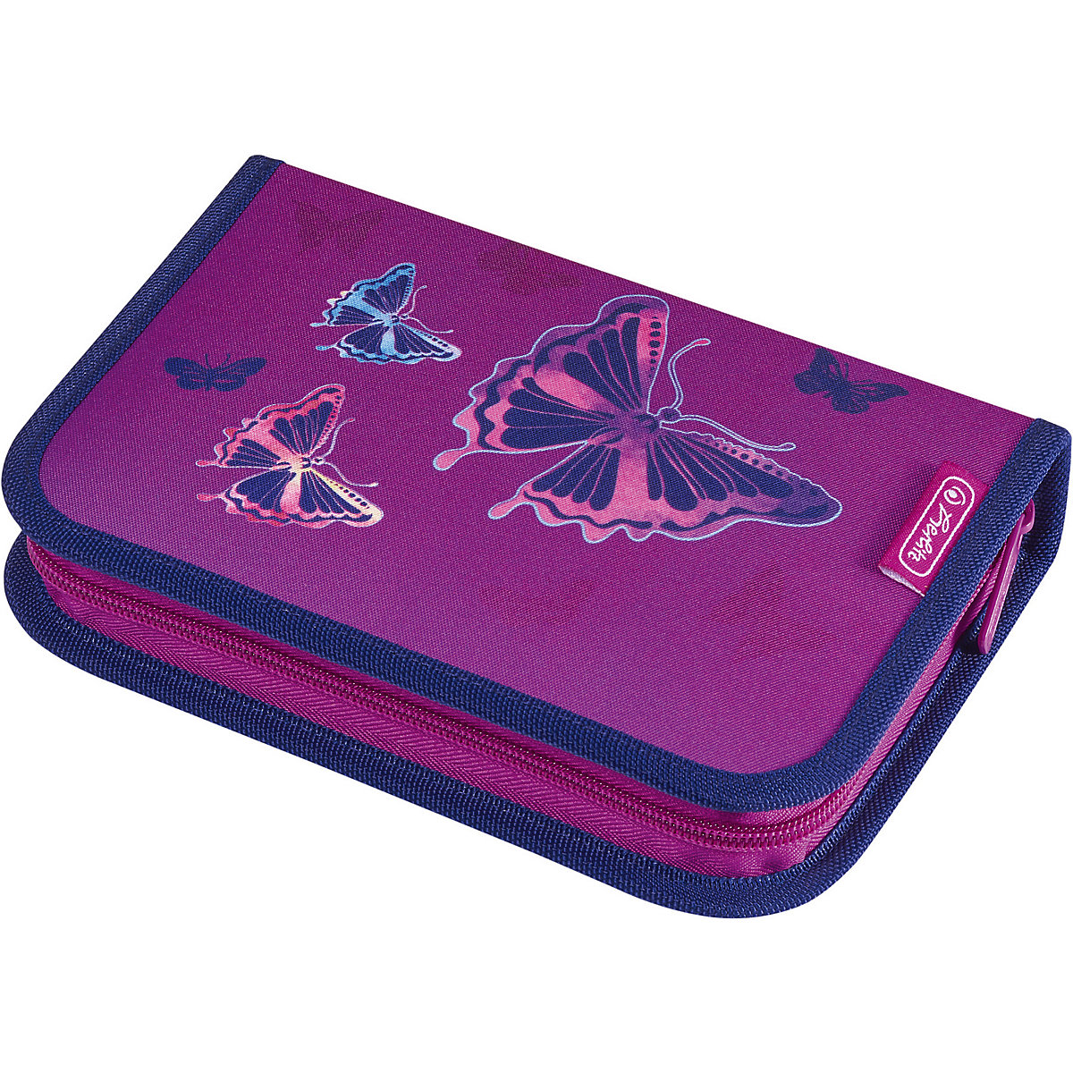 Фото - Pencil Cases HERLITZ 11091933 school supplies stationery pencil cases for girls and boys drawing accessory set deli creative cute pencil box student stationery pencil bag portable pencil cases cosmetic makeup pen bag storage school supply