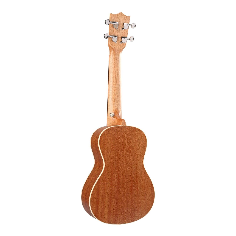 BURKS ukulélé épicéa Concert ukulélé guitare 4 cordes hawaïenne guitare Instruments de musique - 2