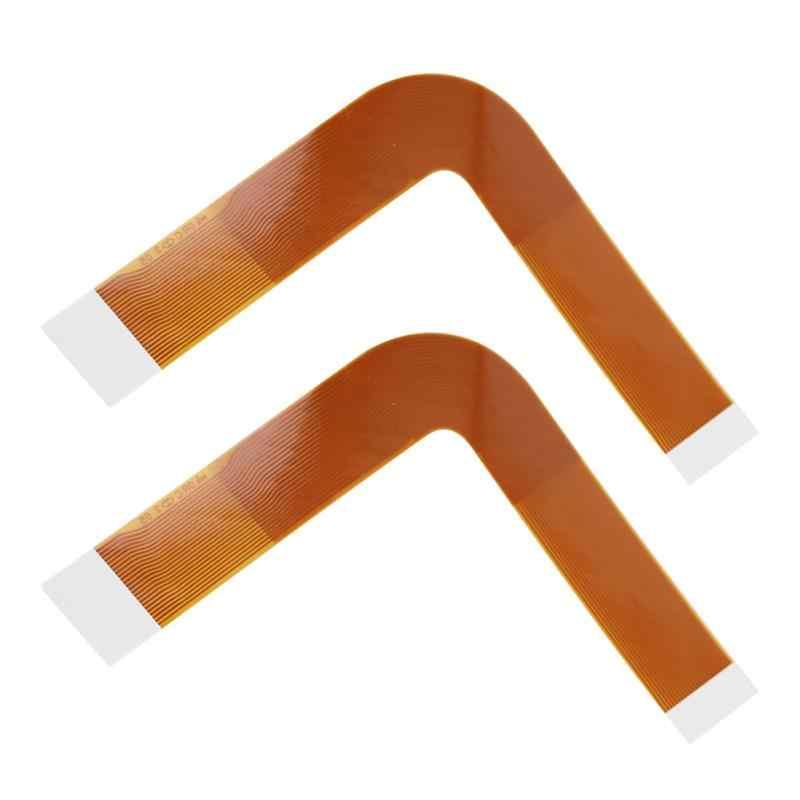 2 יח'\חבילה 7 W איסוף לייזר עדשת סרט שטוח פלקס כבל תיקון חלק עבור PS2 לייזר עדשת רצועת כלים כבל חדש לגמרי