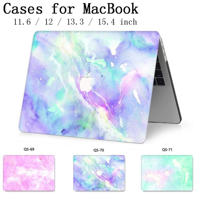 Für Notebook MacBook Abdeckung Laptop Fall Sleeve Für MacBook Air Pro Retina 11 12 13 15,4 Zoll Mit Screen Protector tastatur Abdeckung