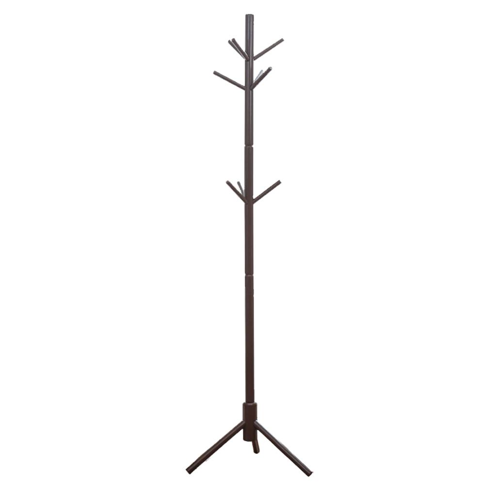 1pc wooden coat hat jacket stand tree holder hanger rack tree branch coat hanger natural clothes. Black Bedroom Furniture Sets. Home Design Ideas