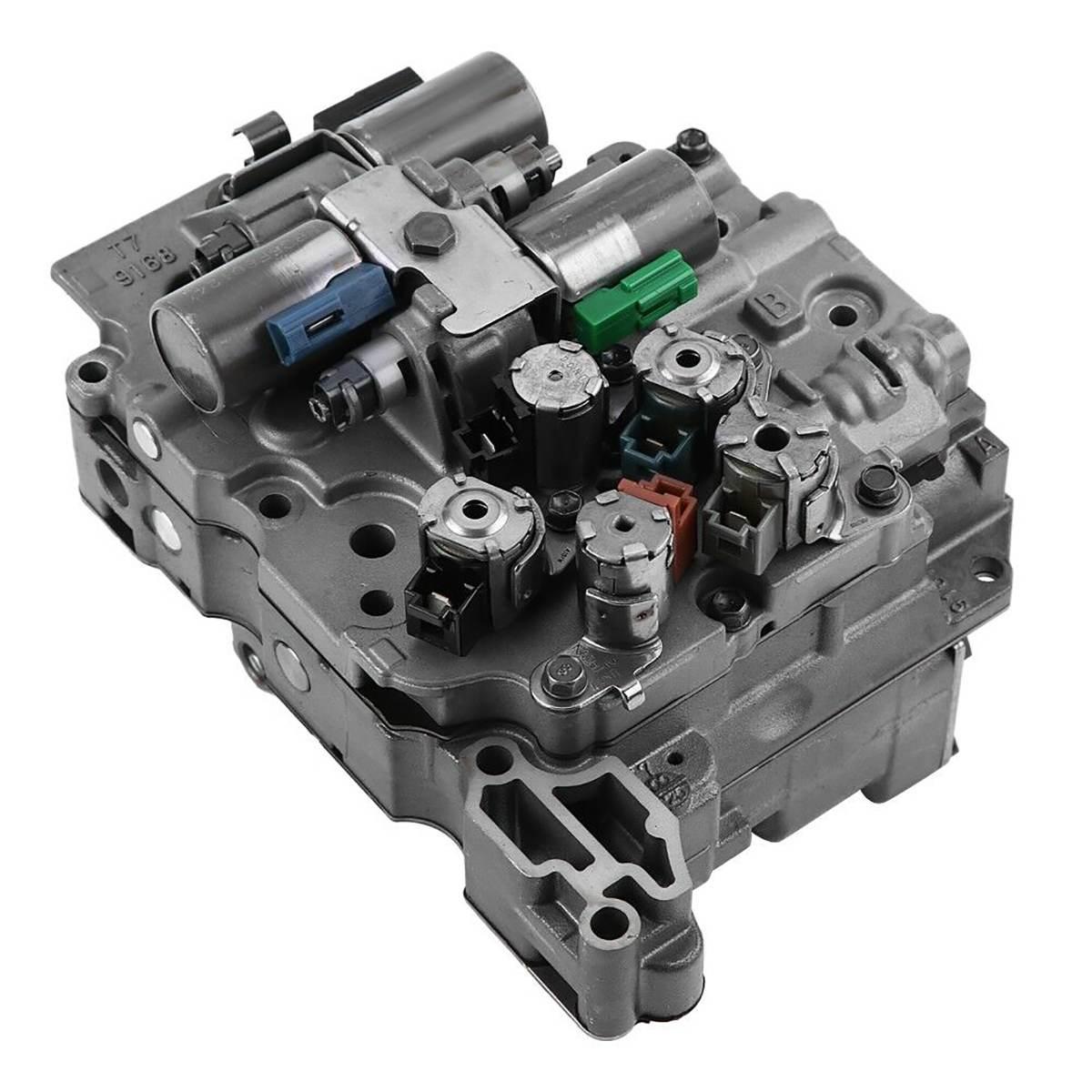 AW55-50SN/51SN corps de soupape de Transmission pour Volvo-Chevrolet Saab renault-saturn excellente stabilité mécanique métal + plastique