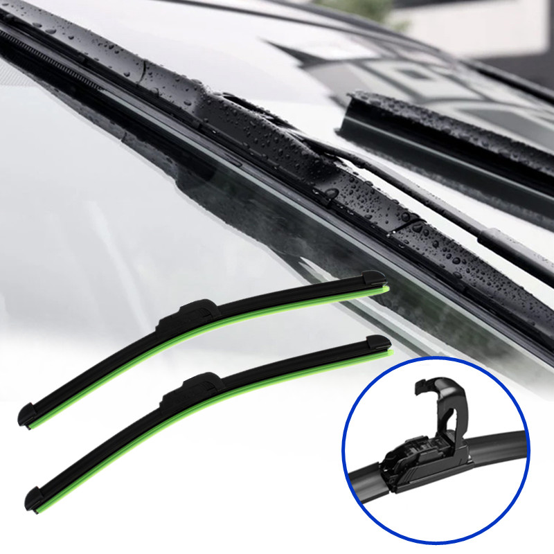 "Universal U-Type Car Wiper Blade Auto Front Wiper Blades 14""16""17""18""19""20""21""22""24""26"" Windscreen Wiper(China)"