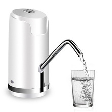 Wireless Electric Water Pump Bottled Water Rechargeable Mini Water Dispenser For Drinking Water Bottles Quantitative