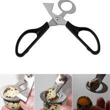 Перепелиное яйцо резак нож для голубиных яиц птица инструмент крекер лезвие клипер сигары кухонные ножницы