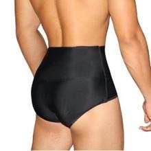 S-XXXL Butt Lifter Tummy Control Panties Waist Trainer Corsets Slimming Shaper Men Sliming Bodyshaper Man s xxxl 020