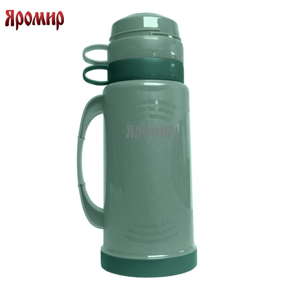 Vacuum Flasks & Thermoses Yaromir YAR-2020C thermomug thermos for tea thermo keep сup stainless steel water mug food flask 9 stainless steel food utility tong