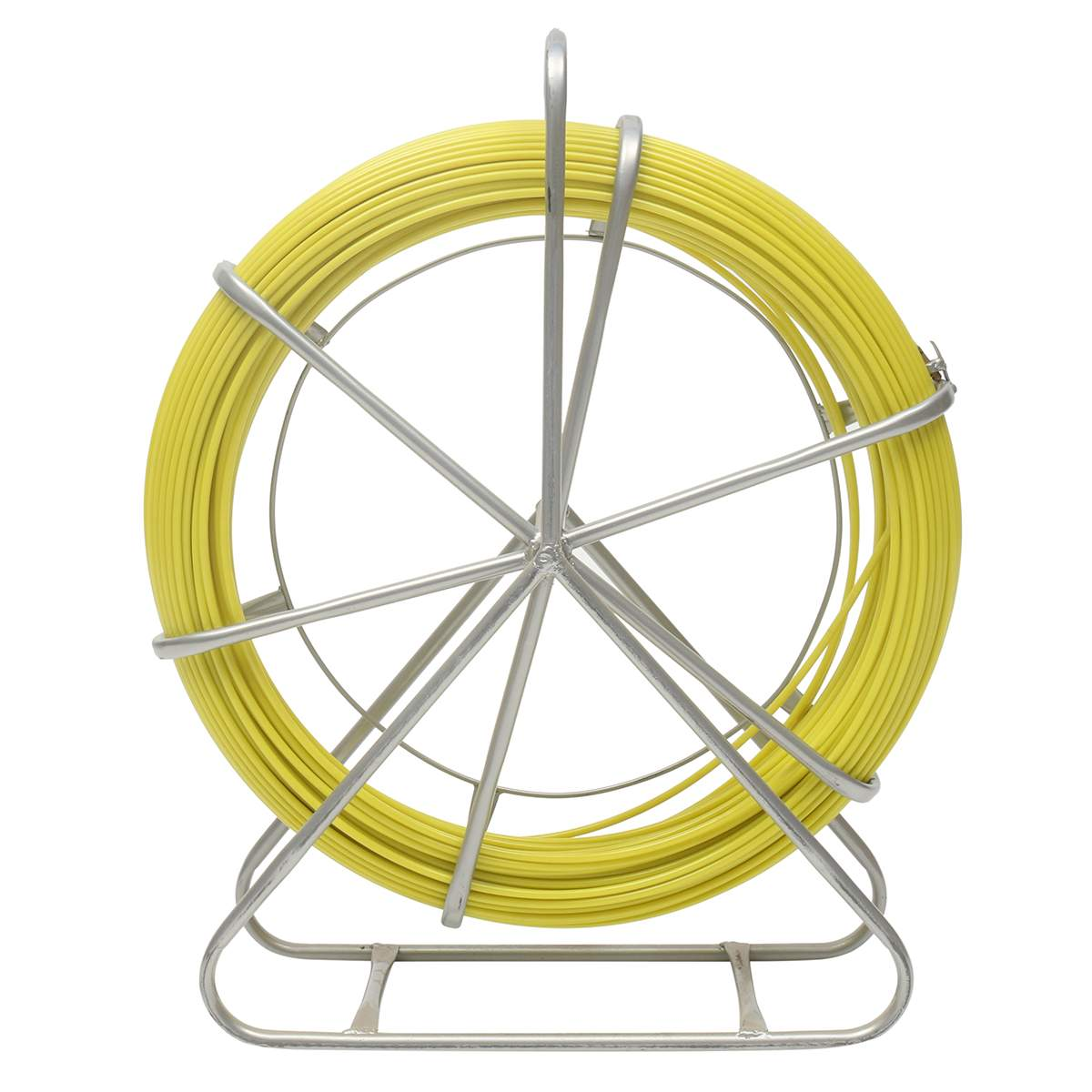 2Pcs Fish Tape Fiberglass Wire Cable Running Rod Duct Rodder Puller 【USA SHIP】