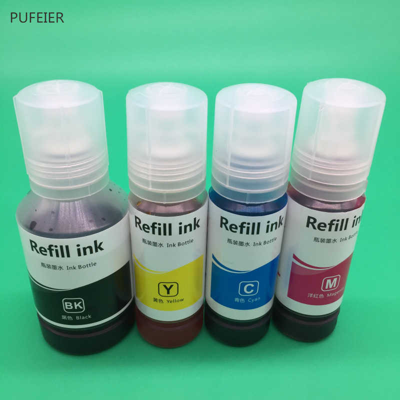 Detail Feedback Questions about 001 EcoTank Ink Bottles T001