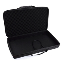 лучшая цена Newest Protective Eva Hard Travel Pouch Box Cover Bag Case For Native Instruments Traktor Kontrol S2 Mk3 Dj Controller