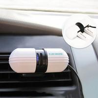 자동차 공기 청정기 차량 공기 청정기 오존 발생기 자동차 산소 바 부정적인 산소 이온 클리너