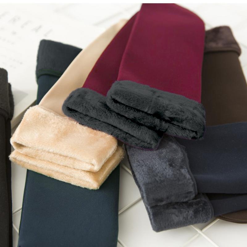 Women Socks Autumn Winter Plus Velvet Socks Thickening Sock Winter Thick Thermal Incarcerators Sleeping Female Home Floor Socks