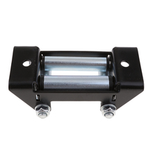 1 Pcs Wire Rope Stainless Steel Roller Fairlead For ATV/UTV Winches 3500-lb Rollers Smooth Winding