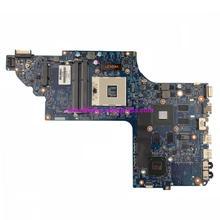 本物の 681999 001 HM77 ワット 630 メートル/1 グラム離散ノートパソコンのマザーボード Hp DV7 7015CA DV7T 7000 ノートブック PC