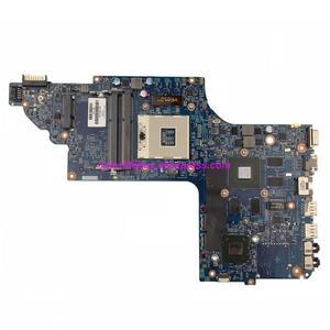 Image 1 - 정품 681999 001 hm77 w 630 m/1g 이산 노트북 마더 보드 메인 보드 hp DV7 7015CA DV7T 7000 노트북 pc 용