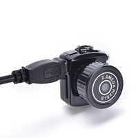 Mini Macchina Fotografica Senza Fili 720p Video Audio Recorder CamcorderSmall DV DVR Segreto Auto di Sicurezza CCTV Baby Monito