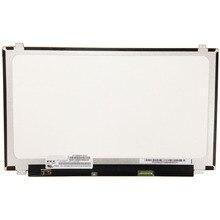 Светодиодный экран для Boe NT156WHM N42 NT156WHM N42, ЖК дисплей, Матрица для ноутбука 15,6 дюймов, 30Pin HD 1366X768, матовая Замена