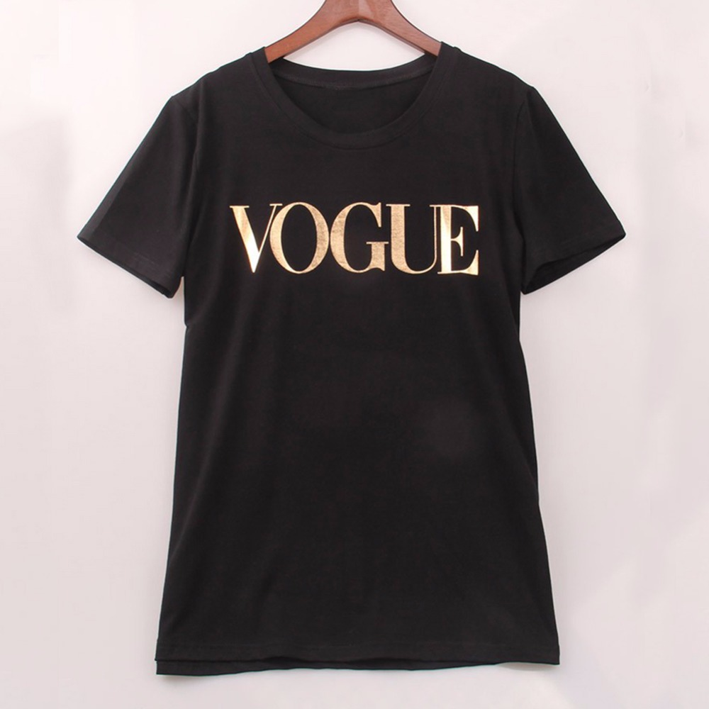 Vintage Fashion O-Neck Letter T Shirt for Lady Female Causal Funny Top Tee Shirts Street T Shirts Women Hipster