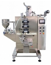 лучшая цена automatic peanut butter sachet filling and packing machine