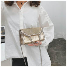 Golden Evening Clutch Bag New Fashion Women Bags Summer Small Chain Shoulder Crossbody for Dropshipping Wholesale