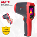 UNI-T UTi80 Thermal Imager; Dual laser infrared thermal imaging thermometer; adjustable emissivity, data storage, USB connection