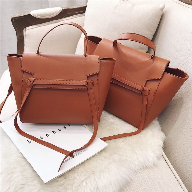 Luxury Handbags Women Bags Designer 2018 Trapeze Casual Tote Bags Ladies Large Capacity Famous Brand Shoulder Bags Sac A Main luxury designer women leather bags handbags famous brand shoulder bag ladies large capacity tote bag female handbag sac a main