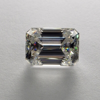 7*9mm Emerald Cut 2.23 carat VVS Moissanite Super White Loose Moissanite Diamond for Wedding Ring