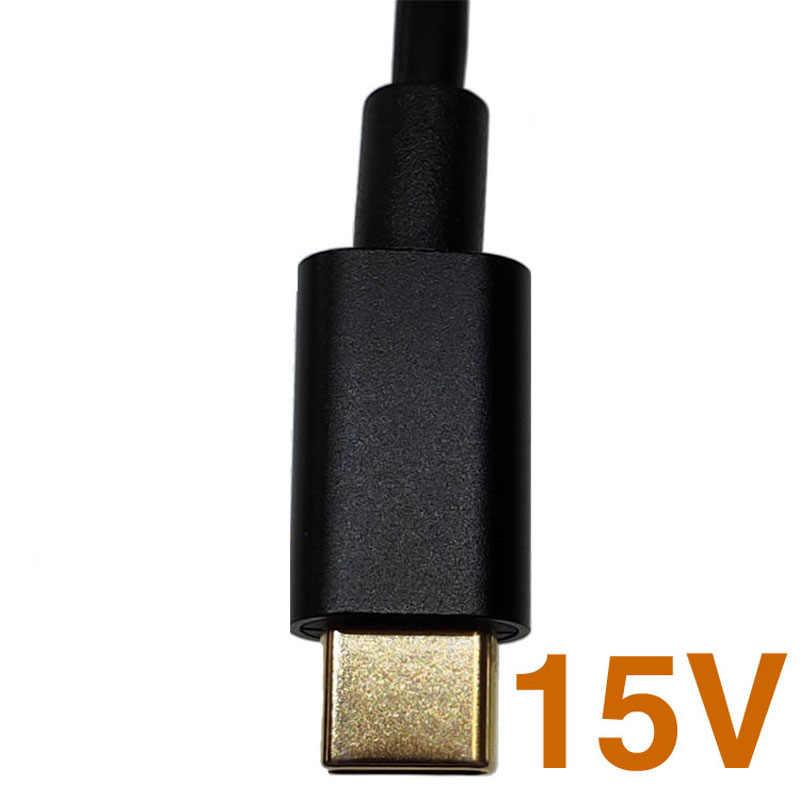 DYKB PD2.0 3.0 dc 5.5*2.1 5.5*2.5 おとりトリガーアダプタケーブル TYPE-C PD デコイライン QC4 充電ノートブック 15 V 20 V 充電器