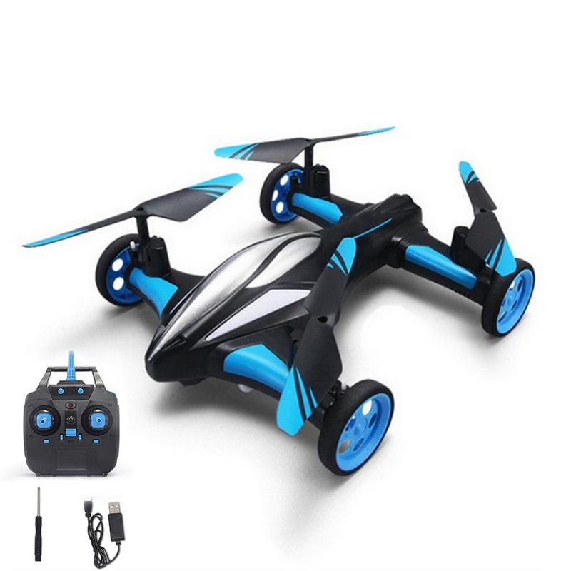 JJRC Remote Control Aircraft Four-Axis Land And Air Dual-Mode Aircraft One-Button Returning Pattern Rolling Remote Control DroneJJRC Remote Control Aircraft Four-Axis Land And Air Dual-Mode Aircraft One-Button Returning Pattern Rolling Remote Control Drone