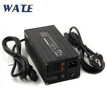 Зарядное устройство для литий ионных аккумуляторов 58,8 в 5 А, зарядное устройство для электрического велосипеда 14S 51,8 в для литий ионных аккумуляторов