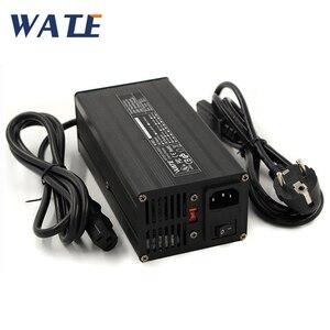 Image 1 - 58.8 V 5A Caricabatterie Li Ion Caricatore Bicicletta Elettrica 14 S 51.8 V per batteria agli ioni di litio