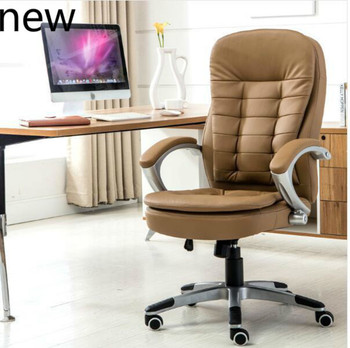 Computer gaming ergonomic kneeling Chair Modern Designe leather Office Furniture Desk Executive luxury Chairs executive office chair in velvet microfiber with nylon casters office furniture computer desk task ergonomic boss chair for home