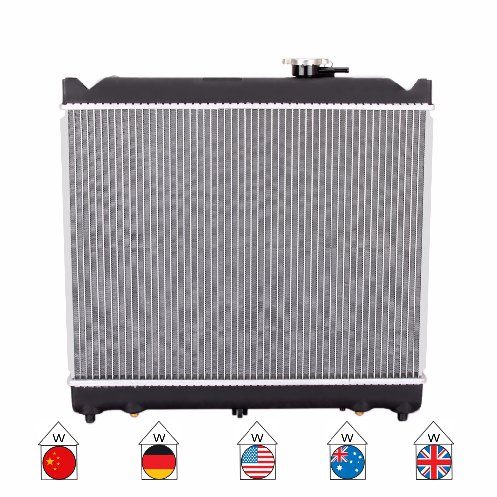 US $67 5 |Car Radiator for Suzuki X 90 Tracker Base LSi Sport Utility 2  Door 1590CC 1598CC 17700 60A12-in Radiators & Parts from Automobiles &