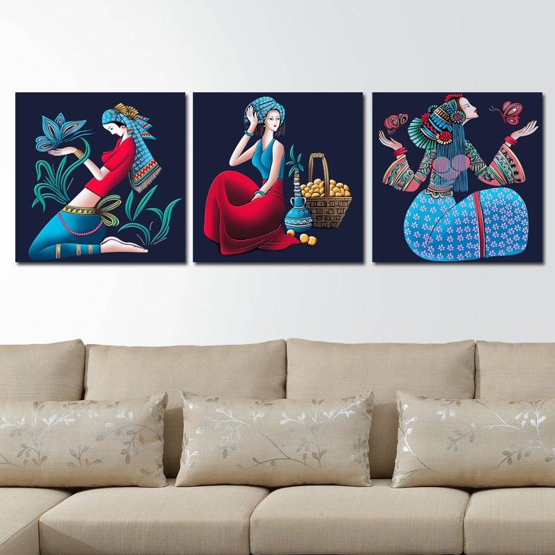 Diy Diamond Painting Ashima Beauty In West Full Diamond Bordado El - Artes, artesanía y costura - foto 1
