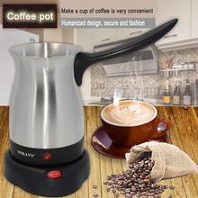 800W Electric Mocha Italian Espresso Pot Coffee Machine Turkey Maker Electrical Filter Kettle Sonifer