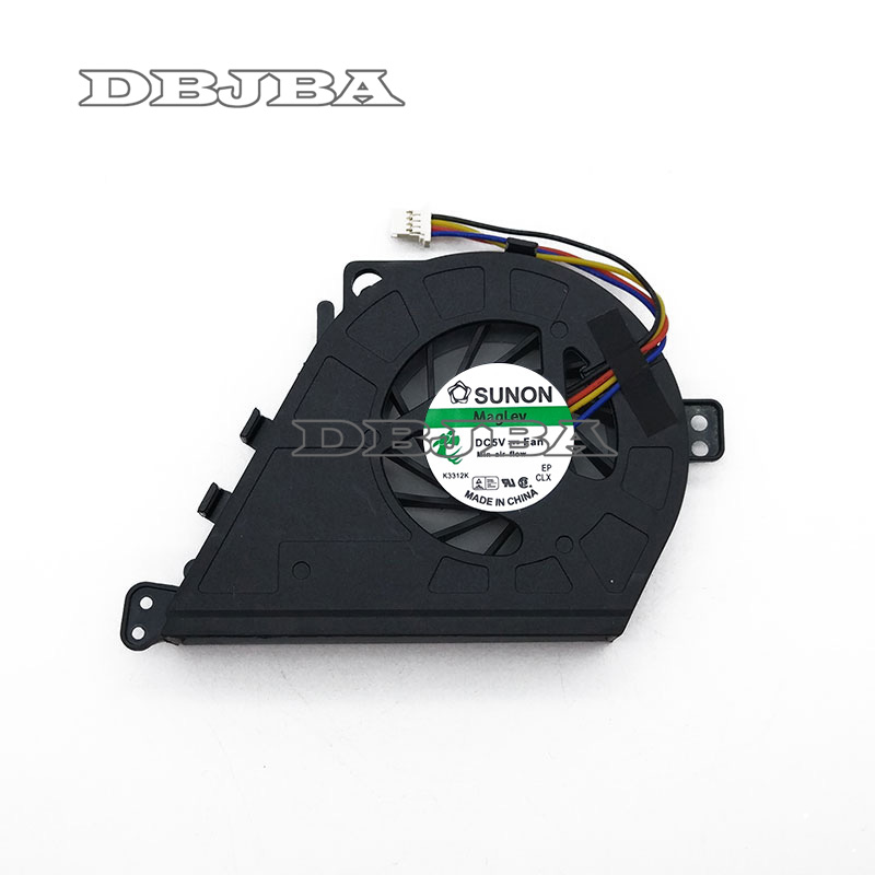 Laptop CPU Cooling <font><b>Fan</b></font> For <font><b>Dell</b></font> <font><b>Latitude</b></font> <font><b>E5430</b></font> DC28000AFSL 082JH0 MF60120V1-C430-G9A image