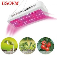 600W Grow Light Led Panel Full Spectrum Lamp Mini Dual Chip Shed Vegetables Growbox Cultivo Indoor Lights For Plants Toilet Tent